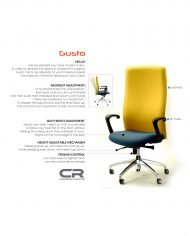 Gusto Chair