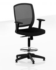 D2 CHAIR – FOOTRING – W_ARMREST